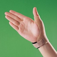 Лучезапястный ортез на большой палец кисти