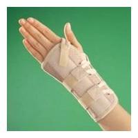 Ортопедический лучезапястный ортез (на левую руку)