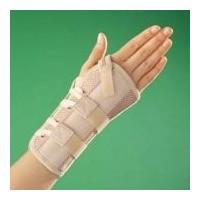 Ортопедический лучезапястный ортез (на правую руку)